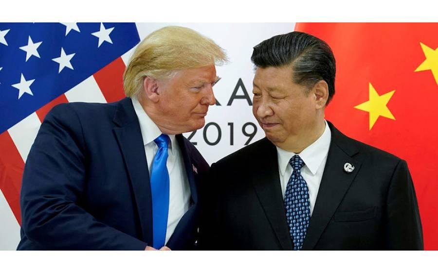 ڈونلڈ ٹرمپ نے چین کے ساتھ ایک نئی جنگ چھیڑ دی، انتہائی پریشان کن خبر آگئی