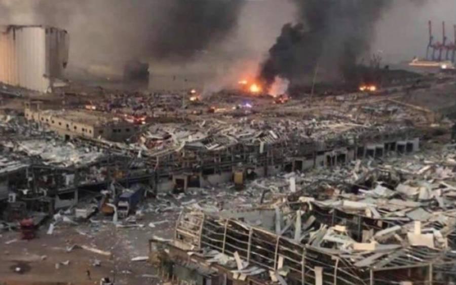جرمنی کا لبنان کے لیے دس ملین یورو امداد کا اعلان