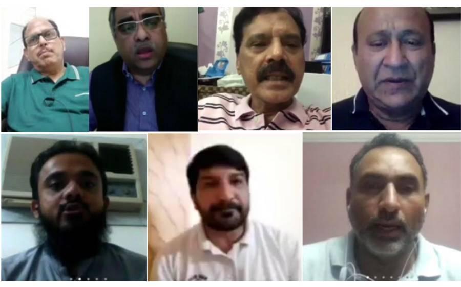 صحافی اطہر ہاشمی مرحوم کی یاد میں آن لائن کانفرنس منعقد، سعودی اور پاکستانی میڈیا سے منسلک صحافیوں نے ان کی خدمات کو سراہا اور خراج عقیدت پیش کیا