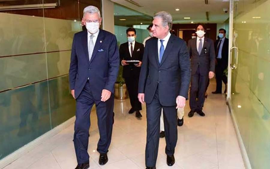 عالمی معاملات پر عمران خان اور اقوام متحدہ کا نقطہ نظر ایک سمت میں ہے: صدر جنر ل اسمبلی اقوام متحدہ