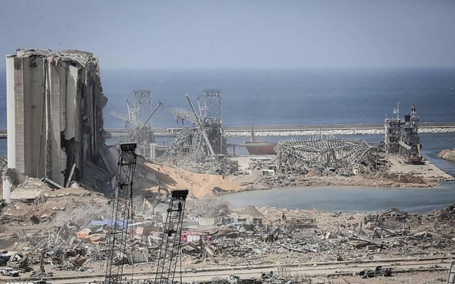بیروت دھماکے سے 2 ہفتے قبل حکومت کو کیا وارننگ دی گئی تھی؟ تہلکہ خیز انکشاف منظر عام پر