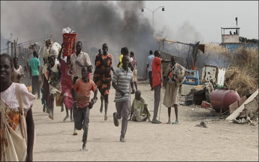 افریقی ملک میں عوام کی سکیورٹی فورسز سے جھڑپ، درجنوں لوگ مارے گئے