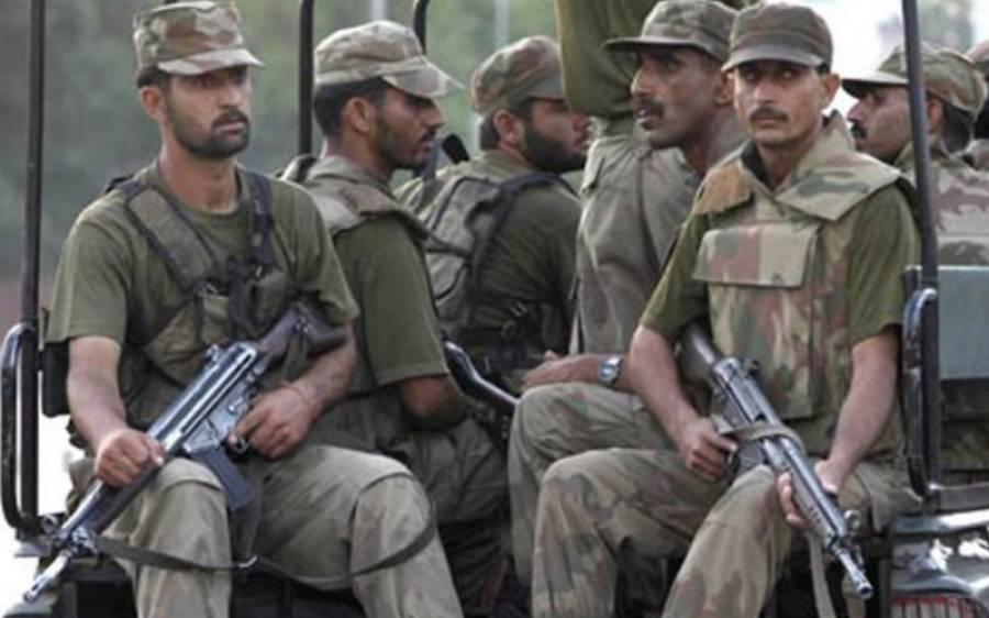 محرم الحرام میں امن و امان کا قیام، پنجاب حکومت نے پاک فوج اور رینجرز کو طلب کر لیا