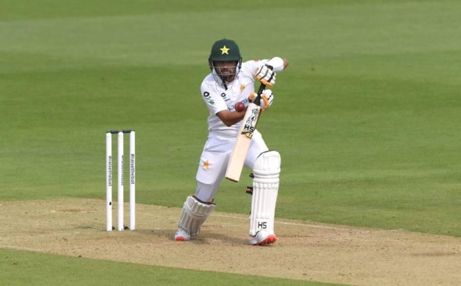 ساﺅتھمپٹن ٹیسٹ، پاکستان کے پہلی اننگز میں 9 وکٹوں پر 223 رنز، خراب روشنی کے باعث کھیل روک دیا گیا