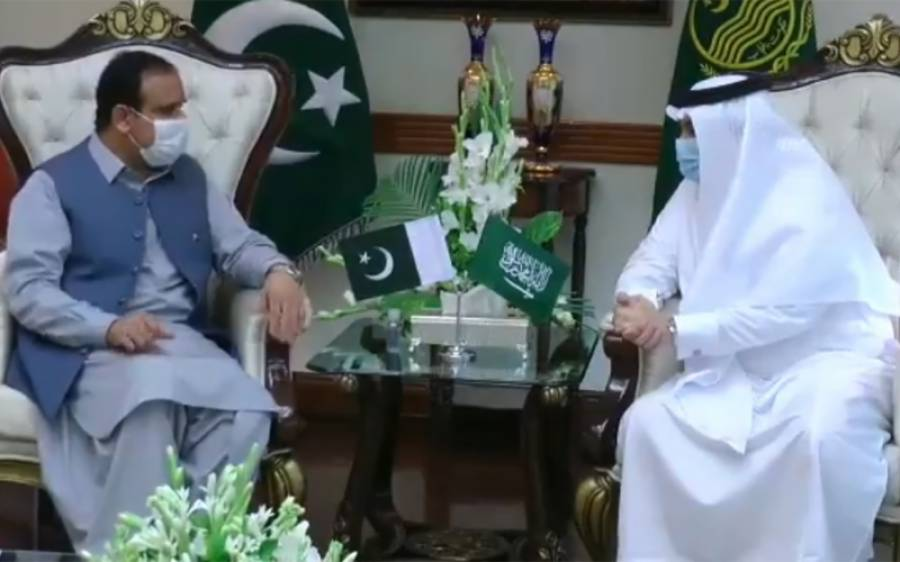 وزیر اعلیٰ پنجاب سردار عثمان بزدار نےسعودی سرمایہ کاروں کو بڑی خوشخبری سنا دی