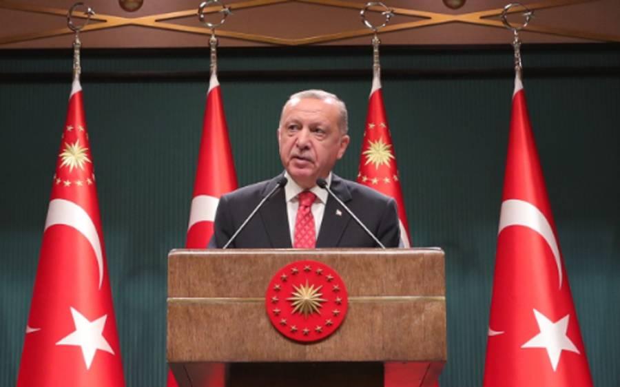 ہماری نیک نیتی کو کمزوری نہ سمجھا جائے،ترک صدر نے یونان کو بڑی دھمکی دے دی