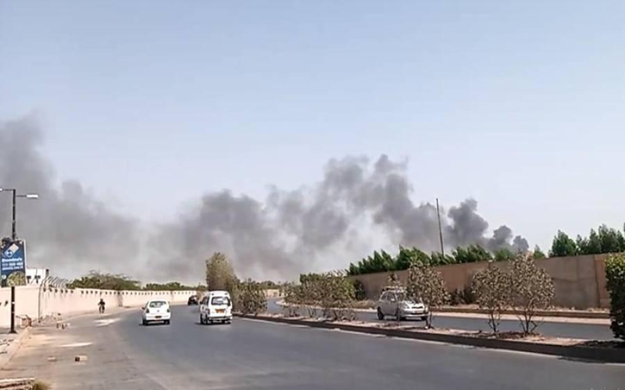 کراچی :پی آئی اے طیارہ حادثہ کیس،وزیرہوابازی غلام سرور و دیگر کیخلاف مقدمہ درج کرنے کی درخواست مسترد