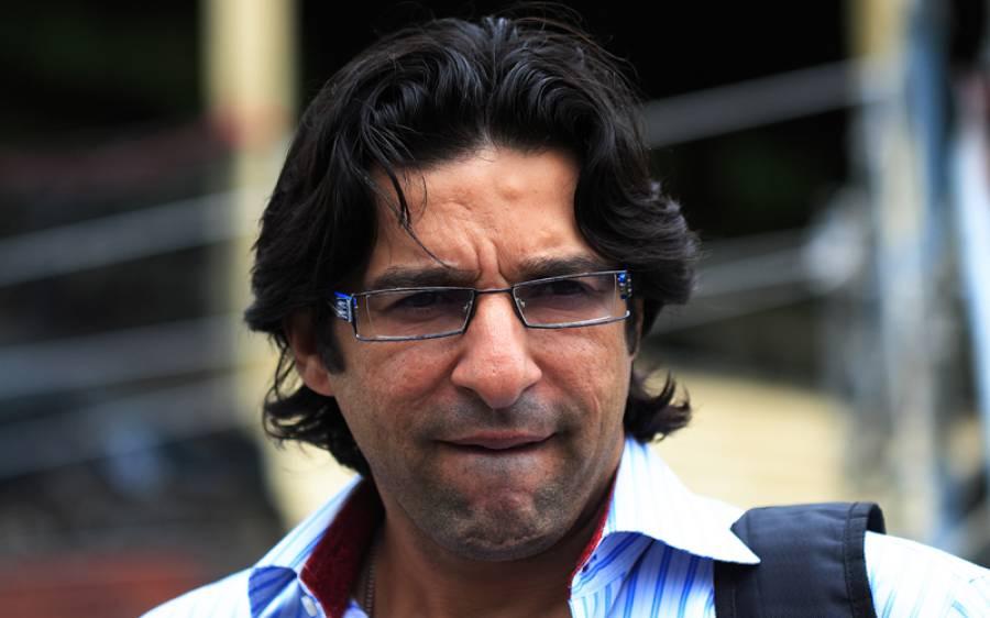 ایم ایس دھونی کو ریٹائرمنٹ پر وسیم اکرم کا خراج تحسین
