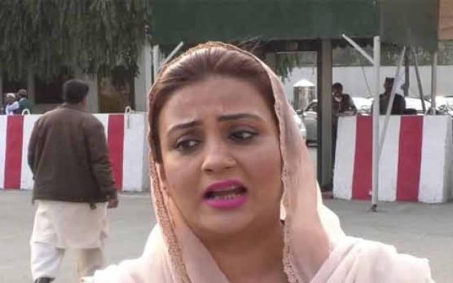 بزدار صاحب پنجاب میں گندم 2200 روپے فی من فروخت ہورہی ہے، عظمیٰ بخاری کاعثمان بزدار کے بیان پر ردعمل