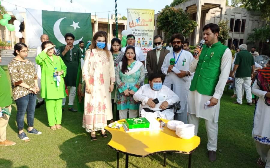 یوم آزادی کے حوالے سے چلڈرن لائبریری کمپلیکس لاہور میں خصوصی تقریب کا اہتمام