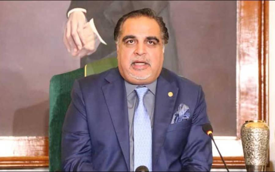 گورنر سندھ عمران اسماعیل کو چھٹی مل گئی