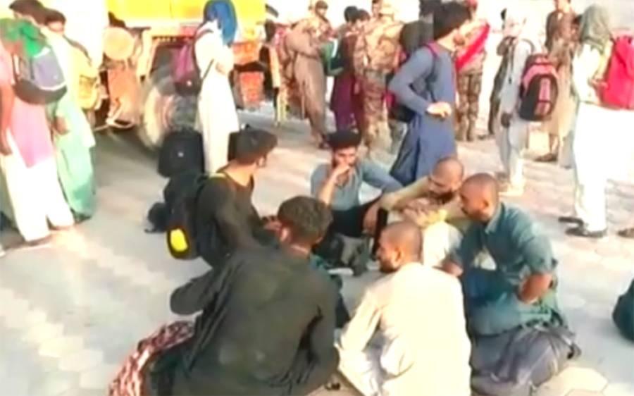 بلوچستان میں ایران بارڈر سے 99 لوگ پکڑے گئے، یہ کون تھے اور وہاں کیا کر رہے تھے؟