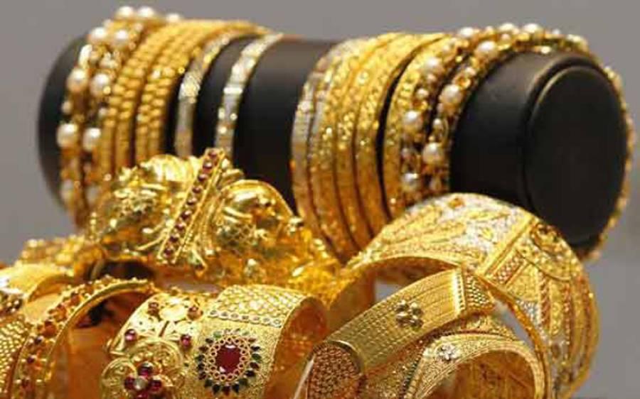 گزشتہ ہفتے 13 ہزار روپے سستا ہونے والا سونا رواں ہفتے پہلے ہی دن کتنا مہنگا ہوگیا؟