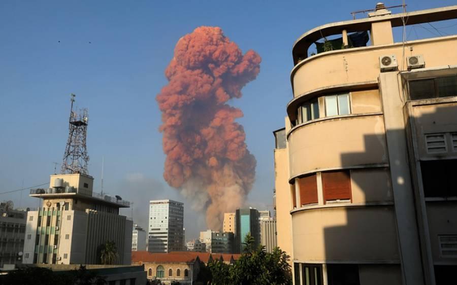 بیروت دھماکے سے تباہی کا شکار ہونے والے لبنان پر ایک اور مصیبت آن پڑی