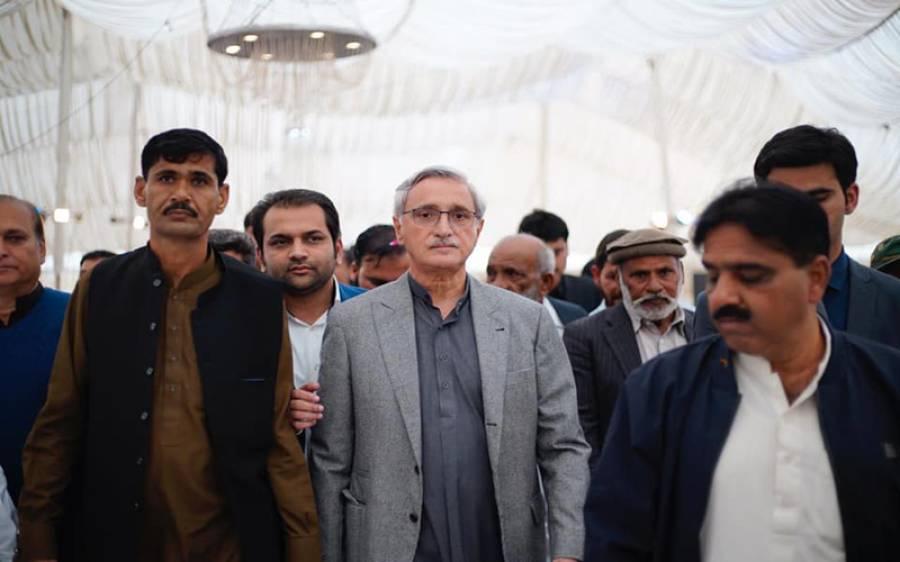 """""""مجھے افسوس ہے کہ عمران خان کے ساتھ تعلق میں دراڑ پڑ گئی لیکن ۔۔۔""""جہانگیر ترین بھی میدان میں آگئے"""