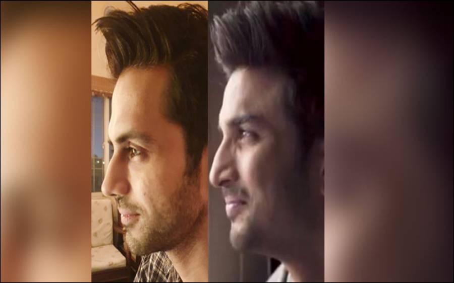 سشانت سنگھ راجپوت کی زندگی پر سیریز میں کام کا دعویٰ کرنے والے پاکستانی اداکار جھوٹ بولتے رنگے ہاتھوں پکڑے گئے