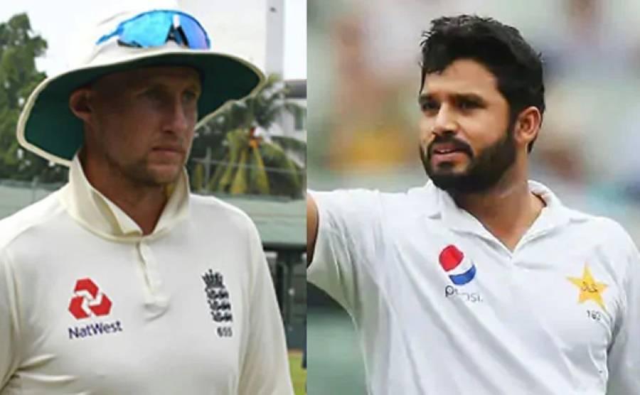 پاکستان اور انگلینڈ کے درمیان تیسرا ٹیسٹ میچ آج شروع ہو گا