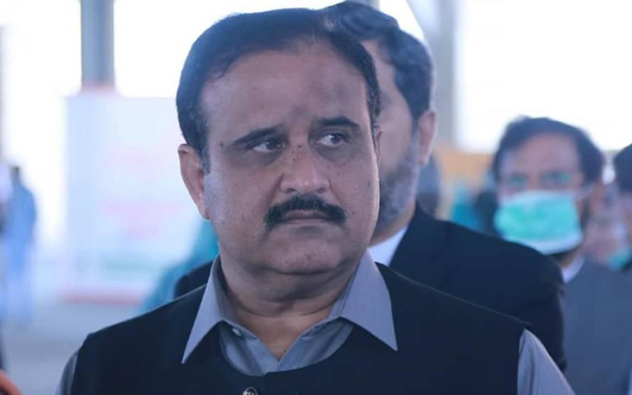 پنجاب میں ماحولیاتی آلودگی کے خلاف وزیر اعلیٰ عثمان بزدار اِن ایکشن،بڑا حکم جاری کردیا