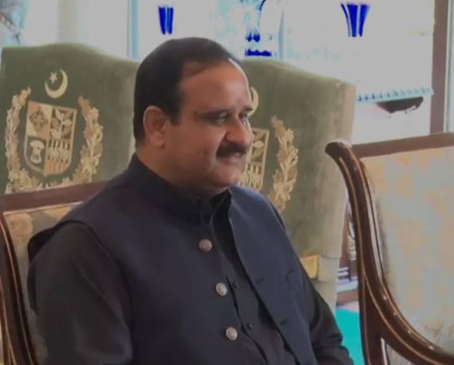 کیا وزیراعلیٰ پنجاب نے واقعی ابھی تک کراچی نہیں دیکھا؟ کس عزیز نے شراب لائسنس کے عوض 5 کروڑ وصول کیے؟ عثمان بزدار نے خود ہی سب کچھ بتا دیا