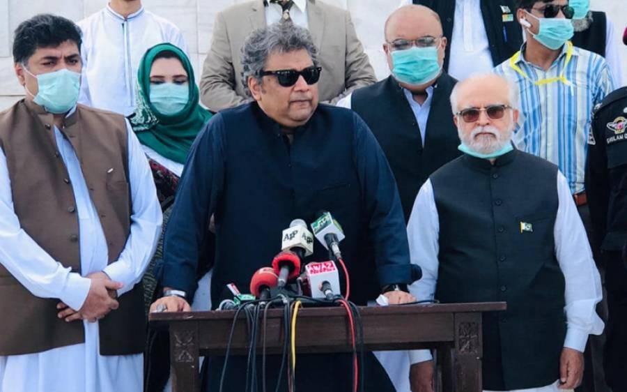 سندھ میں سیلابی صورتحال،وفاقی وزیر علی زیدی کا پیمانہ بھی لبریز ہو گیا ،سندھ حکومت کے خلاف کھل کر بول پڑے