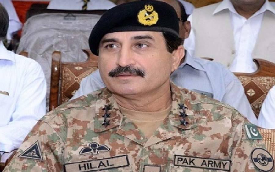 لیفٹیننٹ جنرل(ر)میاں ہلال حسین نئے سیکرٹری دفاع تعینات