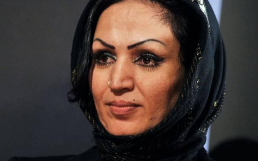 معروف افغان اداکارہ پر قاتلانہ حملہ