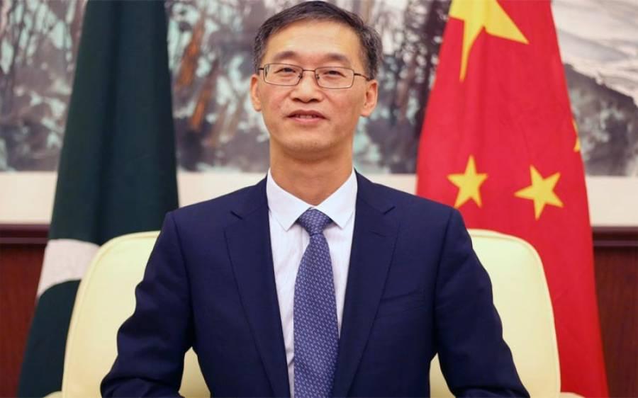 فوادچودھری پاکستان کو اس سمت پر لے کر جارہے ہیں جس کی ضرورت ہے ،چینی سفیر