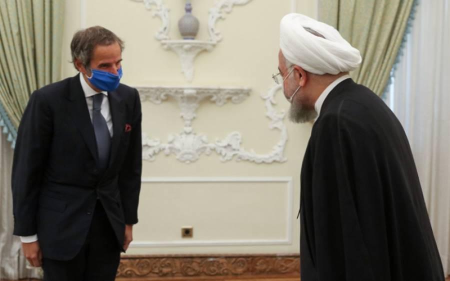 """ایران اقوام متحدہ کو """"خفیہ جوہری تنصیبات""""تک رسائی دینے کے لئے تیار ،بڑی خبر آگئی"""