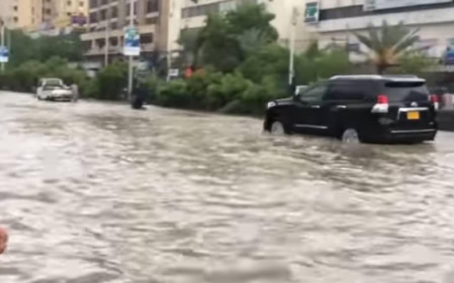 کراچی میں اتنی زیادہ بارشیں کیوں ہو رہی ہیں؟ محکمہ موسمیات نے آخر کار وجہ بتا دی