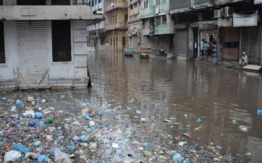 2 دن کی بارش میں کراچی کے تاجروں کو کتنے ارب کا نقصان ہوا؟جواب آپ کے اندازوں سے کہیں زیادہ