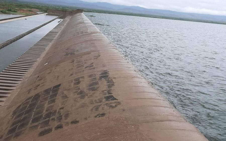 بارش کے ستائے کراچی والوں کیلئے بری خبر، حب ڈیم مکمل بھرگیا، سپل ویز سے پانی کا اخراج شروع