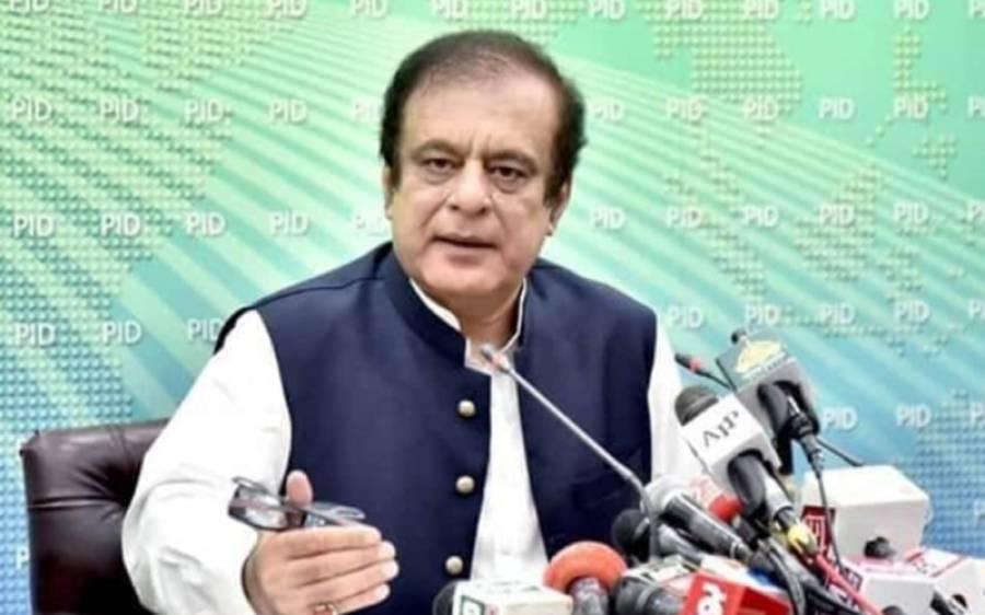 لاڑکانہ کو کراچی بنانے کا دعویٰ کرنے والوں نے ۔۔۔سینیٹر شبلی فراز نے ایسی بات کہہ دی کہ سندھ حکومت شرم سے