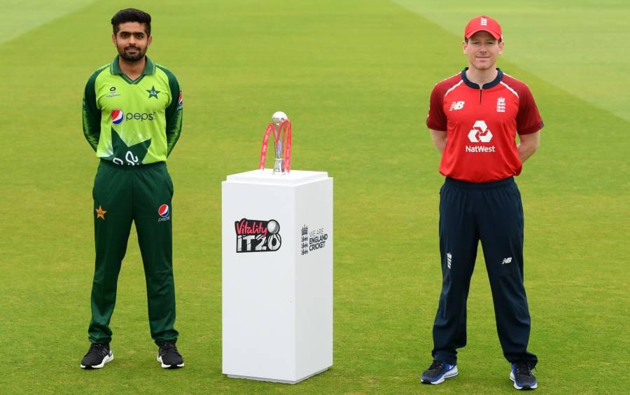 پاکستان اور انگلینڈ کے درمیان پہلا ٹی 20 میچ کتنے بجے شروع ہو گا؟ صحیح وقت جانئے