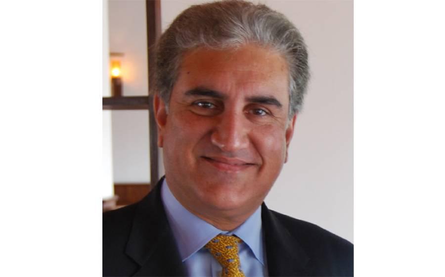 نوازشریف کی جان کو کوئی خطرہ دکھائی نہیں ،انہیں اخلاقی طور پر خودواپس آجاناچاہئے ،شاہ محمود قریشی