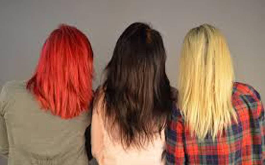 بال رنگنے والے افراد کی صحت کو سنگین خطرہ ،تحقیق سامنے آگئی