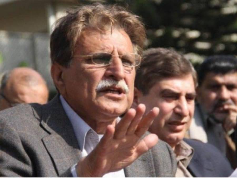 وزیراعظم آزادکشمیر کا وزیراعلیٰ سندھ سے رابطہ،بارشوں سے جانی ومالی نقصان پر افسوس کااظہار