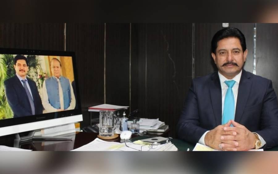 میرا مقصد متحدہ عرب امارات اور گلف ومڈل ایسٹ ریجن میں مسلم لیگ ن کو متحد کرنا ہے: چوہدری احسان الحق باجوہ