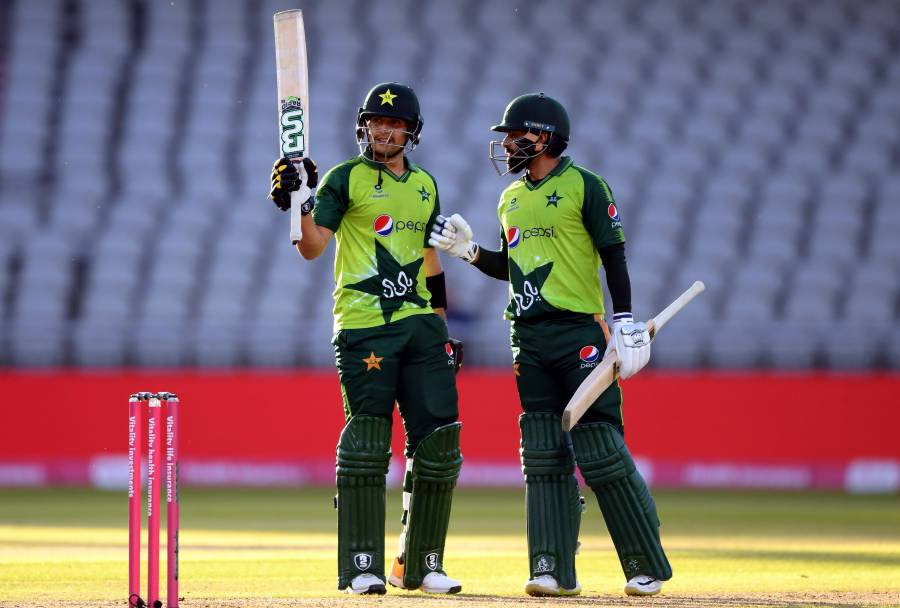 تیسرا ٹی ٹوئنٹی ،پاکستان جیت گیا ،سیریز ایک ،ایک میچ سے برابر