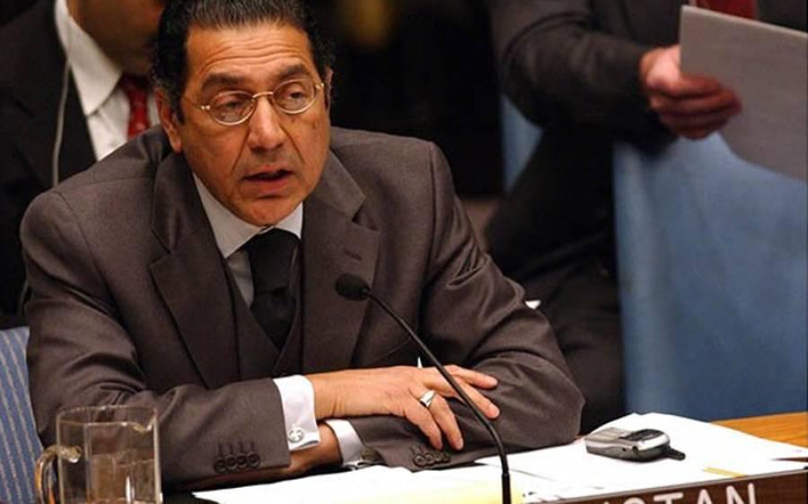 سلامتی کونسل کے کام میں فوری اصلاح کی ضرورت ہے: اقوام متحدہ میں مستقل مندوب منیر اکرم