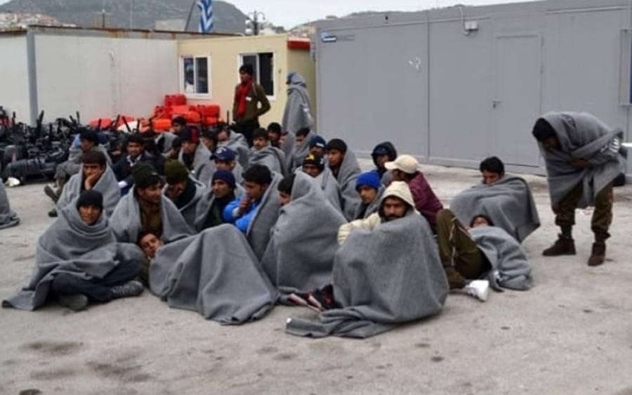 پاکستانی سفارتخانے کی کوششیں رنگ لے آئیں،یونان میں گرفتار22 پاکستانی مزدوروں کو رہائی مل گئی