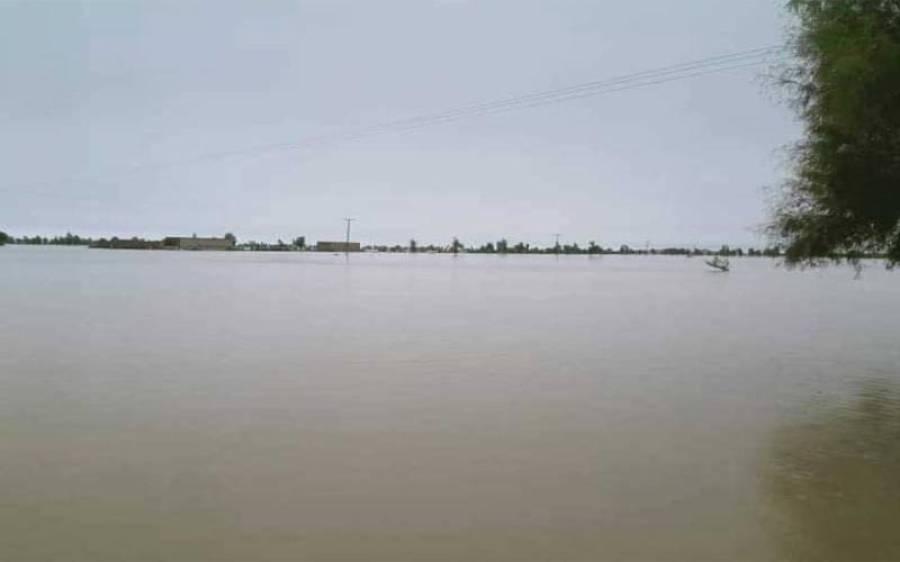خیبرپختونخوا میں سیلاب کی تباہ کاریاں،23 افراد جاں بحق