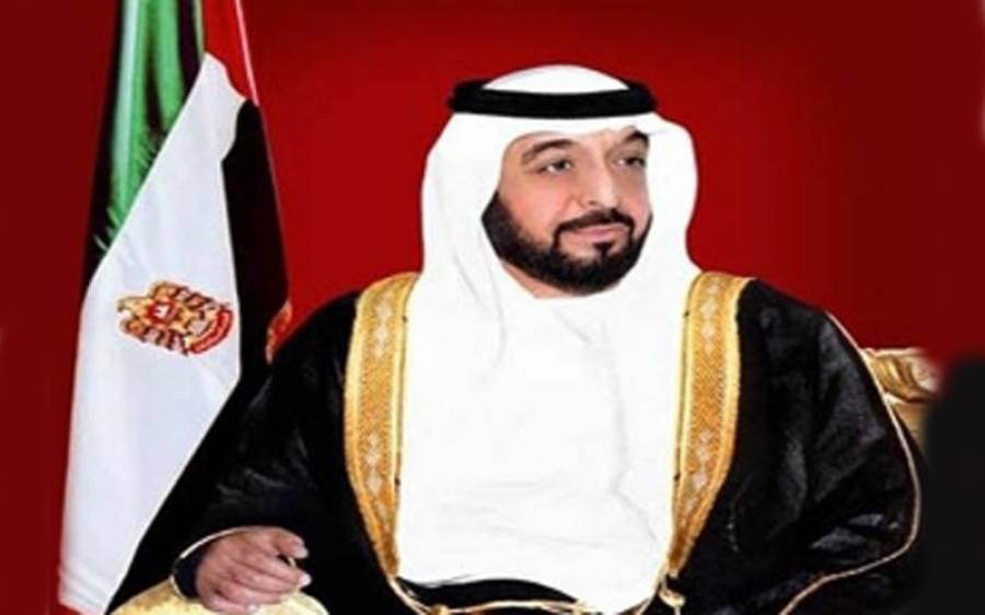 متحدہ عرب امارات کے صدر نے پاکستانی سیلاب متاثرین کے لئے خزانے کا منہ کھول دیا