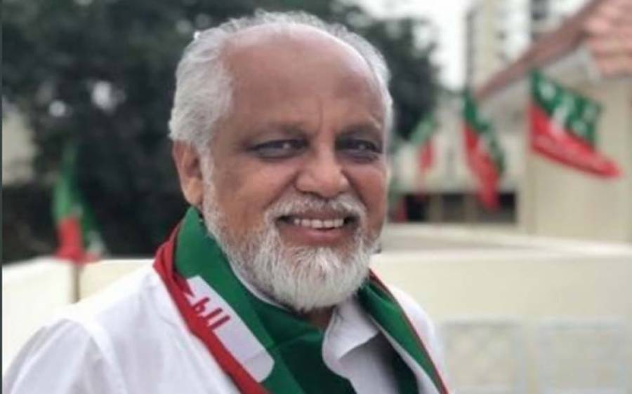 وزیراعظم ہفتے کو کراچی کے لیے ایک ہزار ارب روپے پیکج کا اعلان کریں گے:نجیب ہارون