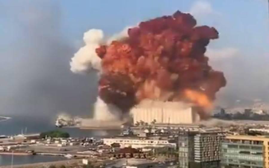 بیروت دھماکے کے ایک ماہ بعد ملبے سے دھڑکن کی آواز، ایسی خبر آگئی کہ آپ بھی خدا کی قدرت پر دنگ رہ جائیں