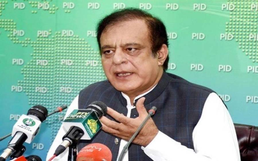 سندھ حکومت نے شہر قائد کو تباہ کردیا، کراچی کے عوام کو سندھ حکومت کے رحم و کرم پر نہیں چھوڑ سکتے ،شبلی فراز