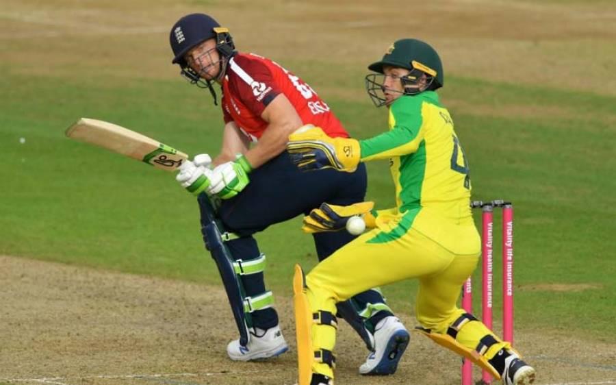 انگلینڈ اور آسٹریلیا کے درمیان دوسرے ٹی ٹوئنٹی میچ کا فیصلہ آگیا