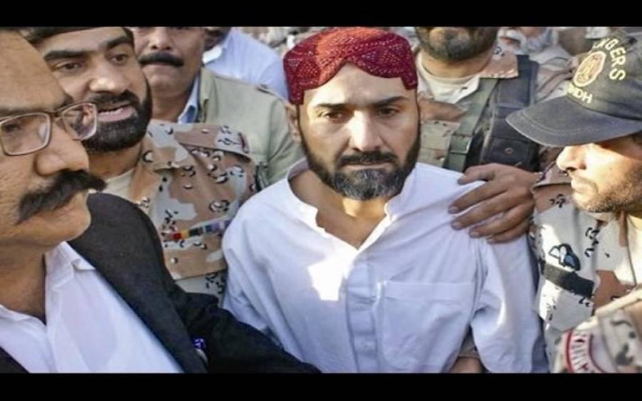 سندھ ہائیکورٹ ،ملٹری کورٹ کی جانب سے سزا کےخلاف اپیل پر عزیر بلوچ کے وکیل کو وکالت نامہ جمع کرانے کی ہدایت