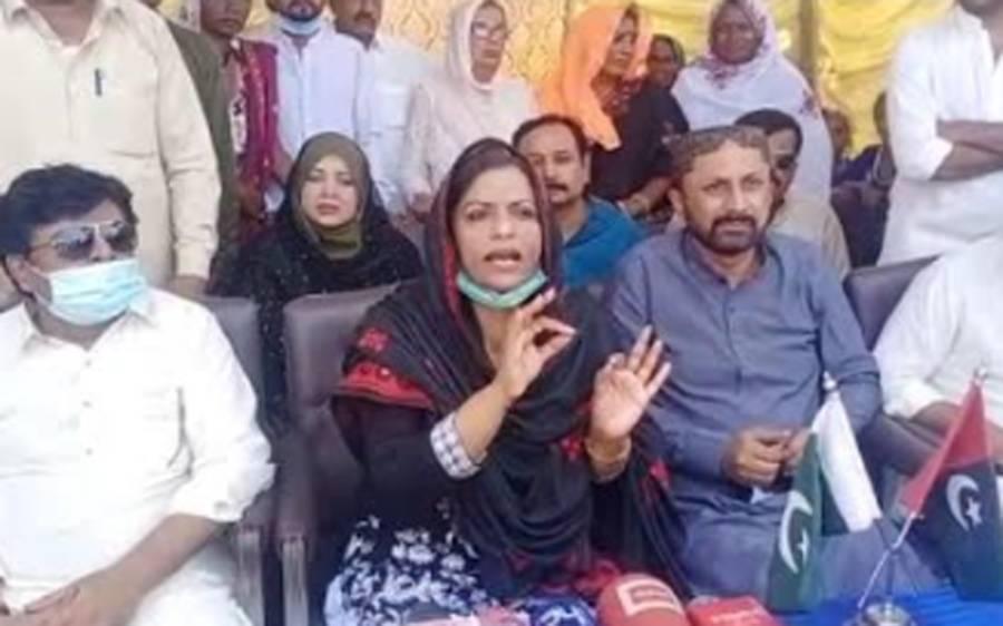 وفاقی حکومت صرف کراچی کو نہیں بلکہ پورے سندھ کو ایک نظر سے دیکھے، ایم این اے نفیسہ شاہ