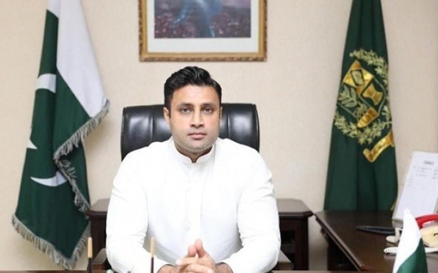 بھارتی کمپنیوں کےساتھ مبینہ تعلقات، زلفی بخاری نے شاہد خاقان عباسی سے نیا مطالبہ کردیا