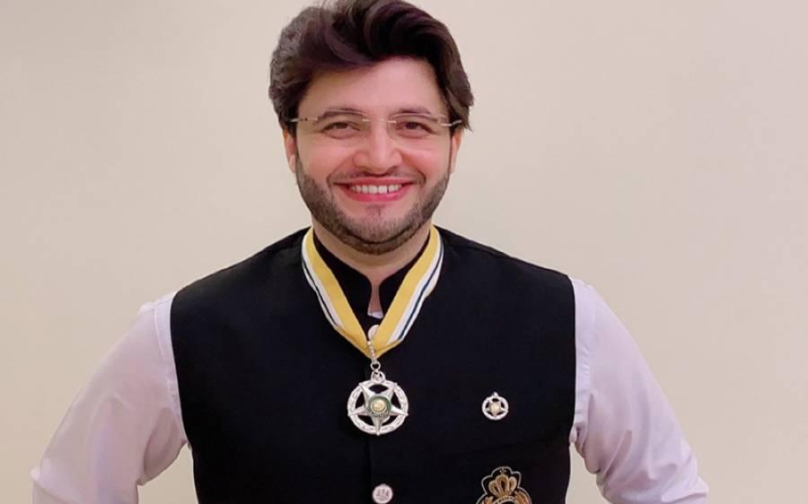 ستارہ امتیاز ملنے سے پاکستان کی خدمت اور ترقی کا عزم مزید توانا ہوا: جاوید آفریدی